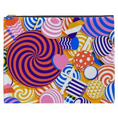 Canddy Color Cosmetic Bag (xxxl)  by Jojostore
