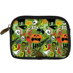 Halloween Pattern Digital Camera Cases by Jojostore