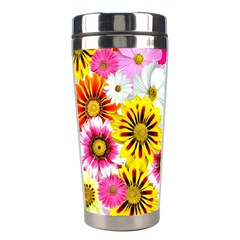 Flowers Blossom Bloom Nature Plant Stainless Steel Travel Tumblers by Amaryn4rt