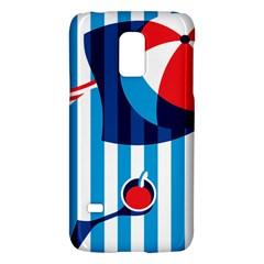 Blue Sea Galaxy S5 Mini by Jojostore