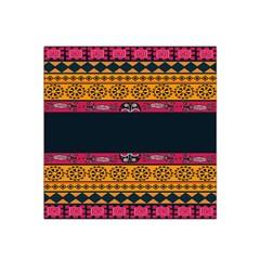 Pattern Ornaments Africa Safari Summer Graphic Satin Bandana Scarf by Amaryn4rt