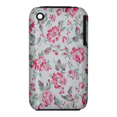 Rose Red Flower Iphone 3s/3gs by Jojostore