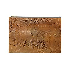 Circuit Board Cosmetic Bag (large)  by Amaryn4rt