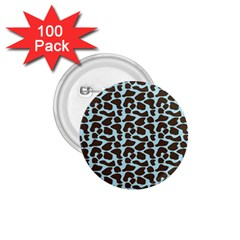 Giraffe Skin Animals 1 75  Buttons (100 Pack)