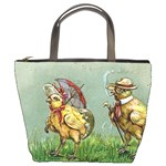 Easter Kitsch Bucket Bag