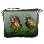 Easter Kitsch Messenger Bag