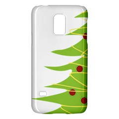 Christmas Tree Christmas Galaxy S5 Mini by Nexatart