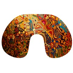 Ethnic Pattern Travel Neck Pillows