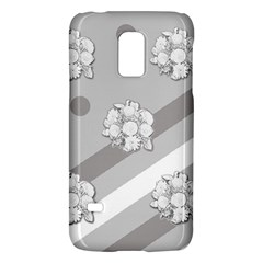 Stripes Pattern Background Design Galaxy S5 Mini by Nexatart