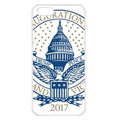 Presidential Inauguration Usa Republican President Trump Pence 2017 Logo Apple Iphone 5 Seamless Case (white)