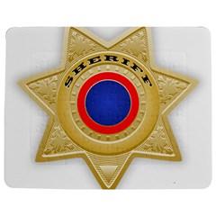 Sheriff S Star Sheriff Star Chief Jigsaw Puzzle Photo Stand (rectangular) by Nexatart