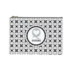 Q For Queenie Cosmetic Bag (large)