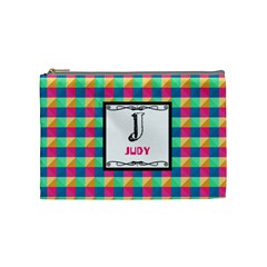 J For Judy Cosmetic Bag (medium)