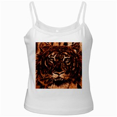 Eye Of The Tiger Ladies Camisoles