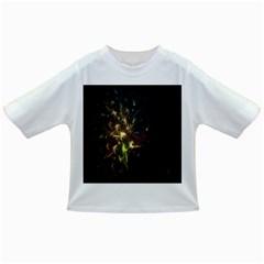 Fractal Flame Light Energy Infant/toddler T-shirts