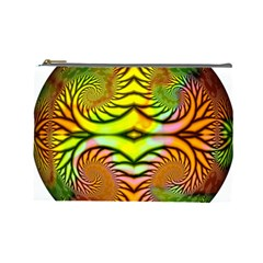 Fractals Ball About Abstract Cosmetic Bag (large)  by Nexatart