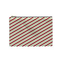 Stripes Striped Design Pattern Cosmetic Bag (medium)