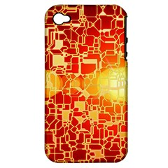 Board Conductors Circuit Apple Iphone 4/4s Hardshell Case (pc+silicone)