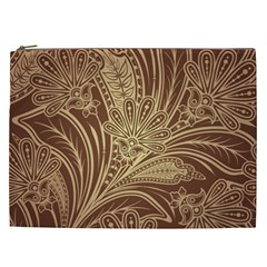 Beautiful Patterns Vector Cosmetic Bag (xxl)