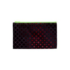 Star Patterns Cosmetic Bag (xs) by Amaryn4rt