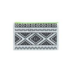 Aztec Pattern Cosmetic Bag (xs) by Amaryn4rt