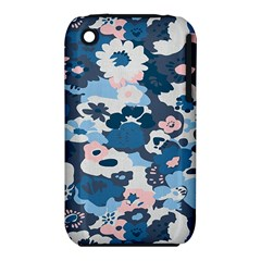Fabric Wildflower Bluebird Iphone 3s/3gs by Simbadda