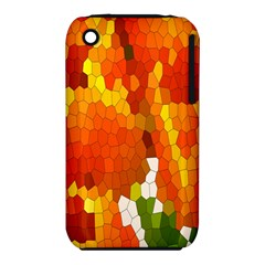 Mosaic Glass Colorful Color Iphone 3s/3gs by Simbadda
