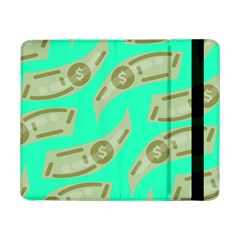 Money Dollar $ Sign Green Samsung Galaxy Tab Pro 8 4  Flip Case by Alisyart