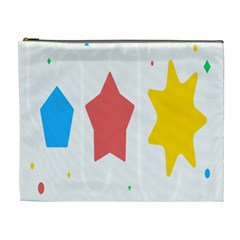 Evolution Jumsoft Star Cosmetic Bag (xl) by Alisyart