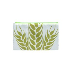 Tree Wheat Cosmetic Bag (xs) by Alisyart