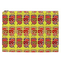 Funny Faces Cosmetic Bag (xxl)  by Amaryn4rt
