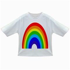 Rainbow Infant/toddler T-shirts