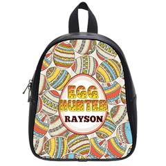 Egg Hunter Colorful School Bag (small) by strawberrymilkstore8