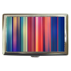 Texture Lines Vertical Lines Cigarette Money Cases by Simbadda
