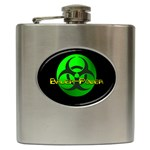 Bauer-Power Hip Flask (6 oz)