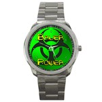 Bauer-Power Sport Metal Watch