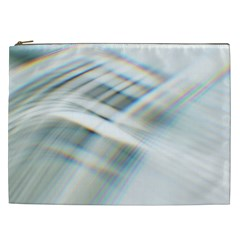 Business Background Abstract Cosmetic Bag (xxl)  by Simbadda