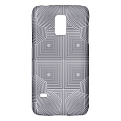 Grid Squares And Rectangles Mirror Images Colors Galaxy S5 Mini by Simbadda