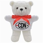 CDN - Canada Euro Oval Teddy Bear