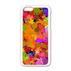 Colorful Shapes       Motorola Moto E Hardshell Case by LalyLauraFLM