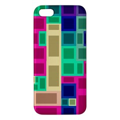 Rectangles And Squares        Samsung Galaxy Note 3 Leather Folio Case by LalyLauraFLM