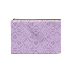 Pattern Cosmetic Bag (medium)
