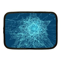 Shattered Glass Netbook Case (medium)  by linceazul
