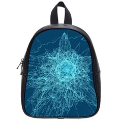 Shattered Glass School Bags (small)  by linceazul