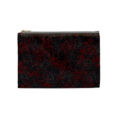 Abstraction Cosmetic Bag (medium)  by Valentinaart