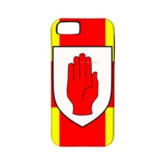 Flag Of The Province Of Ulster  Apple Iphone 5 Classic Hardshell Case (pc+silicone)