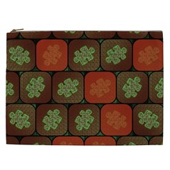 Information Puzzle Cosmetic Bag (xxl)  by linceazul