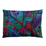 Collection: Acquerello<br>Print Design: Scents of Spring / Summer Hum<br>Style: Reversible Pillow Case