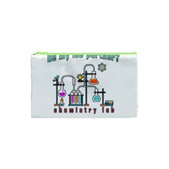 Chemistry Lab Cosmetic Bag (xs) by Valentinaart