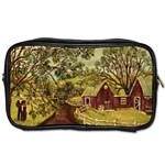 Old Red Barn By Ave Hurley - Toiletries Bag (Two Sides)